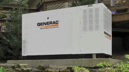Generac generator installed in Lake Worth TX by Echo Electrical Services, Inc..