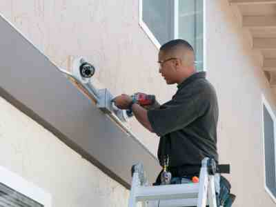 Security system repair by Echo Electrical Services, Inc.
