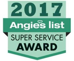 Echo Electrical Services, Inc. 2017 Angie's List Super Service Award